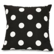 Majestic Home Goods Polka-Dot Decorative Throw Pillow