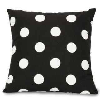 Majestic Home Goods Polka-Dot Decorative Throw Pillow