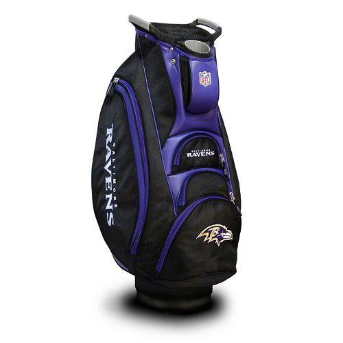 Team Golf Baltimore Ravens Victory Cart Bag