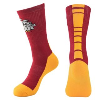 Women's Mojo Minnesota - Duluth Bulldogs Champ 1/2-Cushion Performance Crew Socks