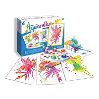 Aquarellum Junior Fairies Paint Set by SentoSphere USA