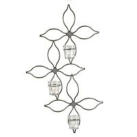 Studio Nova Marie Flower Candle Wall Sconce