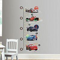 Disney / Pixar Cars 2 Peel & Stick Metric Growth Chart Wall Decals