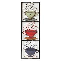 Tea Cups II Wall Art