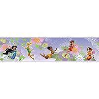 Disney Fairies Peel & Stick Border Wall Decal