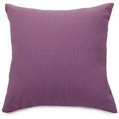 Majestic Home Goods Indoor Outdoor Throw Pillow