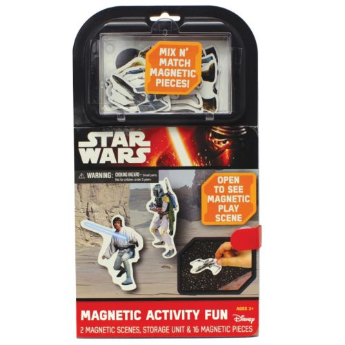 Star Wars: Episode VII The Force Awakens Magnetic Activity Fun Kit