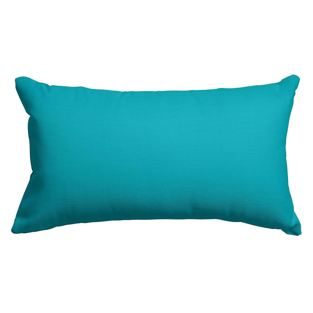 Majestic Home Goods Indoor Outdoor Small Throw Pillow