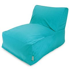 Majestic Home Goods Indoor Outdoor Bright Beanbag Chair Lounger