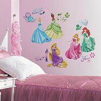 Disney Princess Royal Debut Peel & Stick Wall Decals