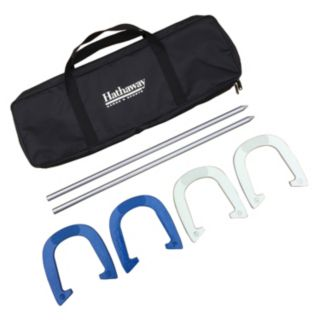 Hathaway Heavy Duty Horseshoe Set