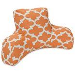 Majestic Home Goods Trellis Indoor Outdoor Backrest Pillow