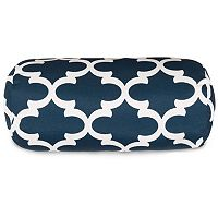 Majestic Home Goods Trellis Indoor Outdoor Bolster Pillow