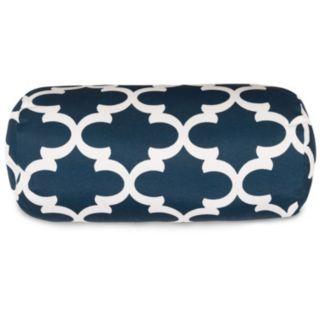 Majestic Home Goods Trellis Indoor Outdoor Bolster Pillow