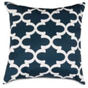 Majestic Home Goods Trellis Indoor Outdoor Throw Pillow