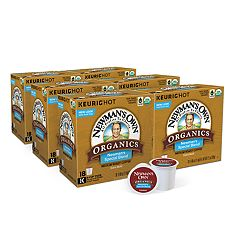 Keurig® K-Cup® Pod Newman's Own Extra Bold Medium Roast Coffee - 108-pk.