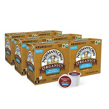 Keurig® K-Cup® PodNewman's Own Extra Bold Medium Roast Coffee - 108-pk.