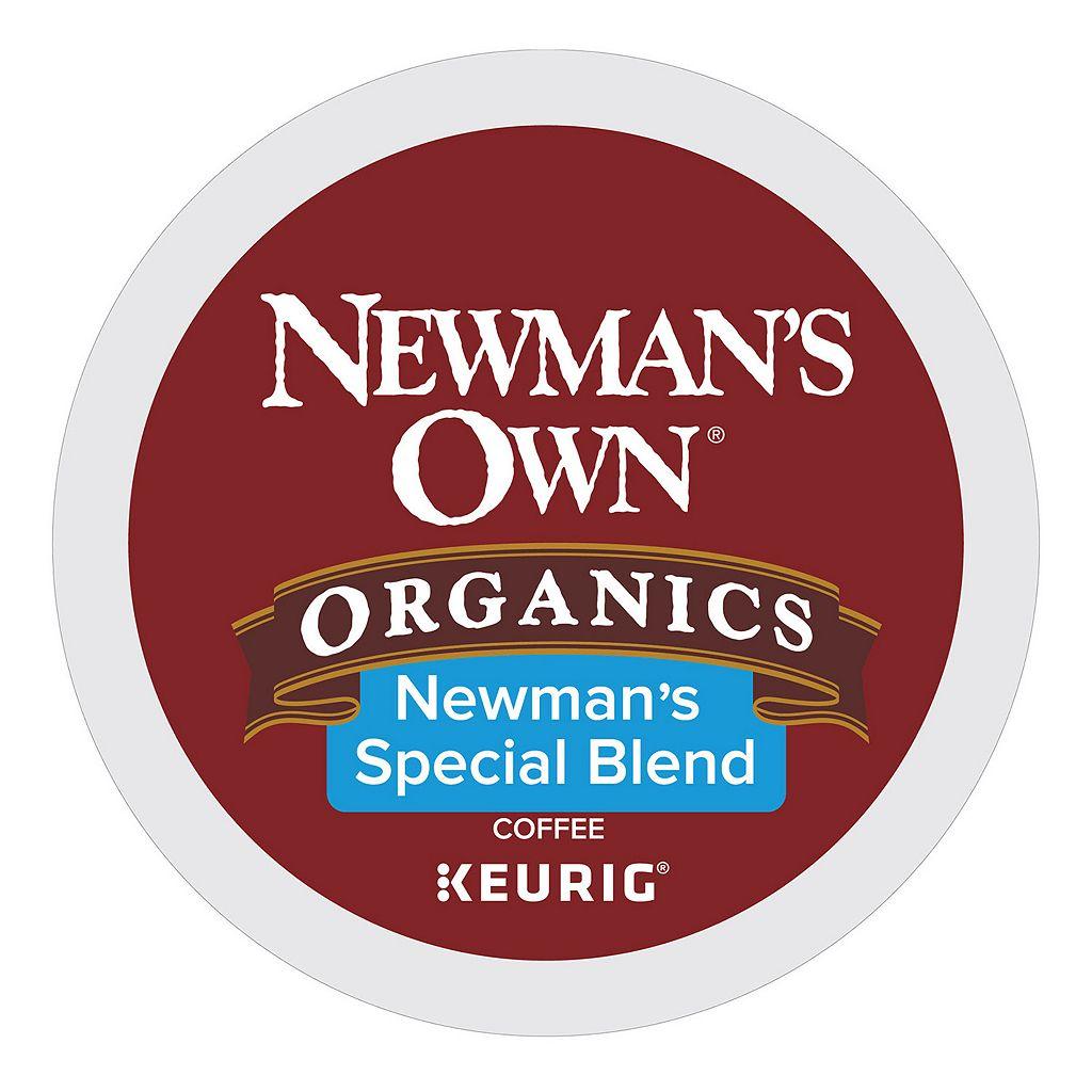 Keurig K-Cup PodNewman's Own Extra Bold Medium Roast Coffee - 108-pk.