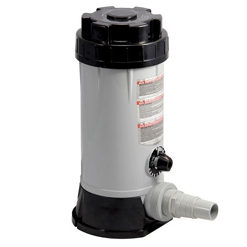 Blue Wave In-line Automatic Pool Chlorine Feeder
