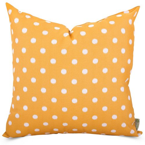 Throw Pillows In Home Goods : Majestic Home Goods Dot Indoor Outdoor Throw Pillow
