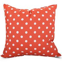 Majestic Home Goods Dot Indoor Outdoor Throw Pillow