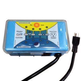 Blue Wave Programmable Solar Pool Filter Timer