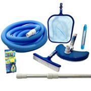 Blue Wave Above Ground Pool 7 pc Maintenance Kit