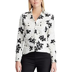 7fb914bea4 Womens Chaps Shirts   Blouses - Tops