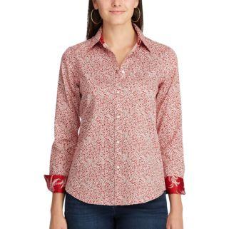 Women's Chaps No Iron Shirt