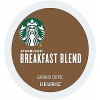 Keurig® K-Cup® Pod Starbucks Breakfast Blend Coffee - 96-pk.
