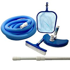 Blue Wave Above Ground Pool 5 pc Maintenance Kit
