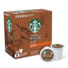 Keurig® K-Cup® Pod Starbucks House Blend Coffee - 96-pk.