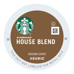 Keurig® K-Cup® Pod Starbucks House Blend Coffee - 96-pk.
