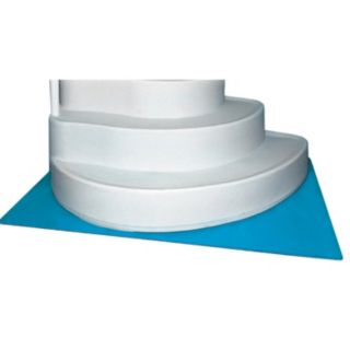 Horizon Ventures 48'' x 60'' In-Pool Ladder / Step Liner Pad