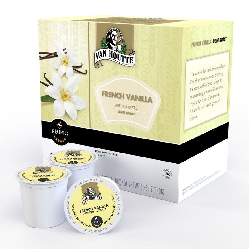 Keurig Van Houtte French Vanilla K-Cups, 108 Ct. Casepack