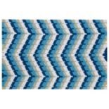 Kaleen Home & Porch Chevron Indoor Outdoor Rug
