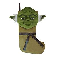 St. Nicholas Square 21-in. Star Wars Yoda Stocking