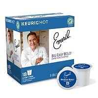 Keurig® K-Cup® Pod Emeril's Big Easy Bold Dark Roast Coffee - 108-pk.