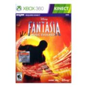 Disney Fantasia: Music Evolved for Xbox 360 Kinect