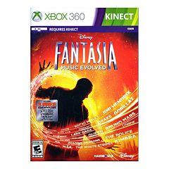 Disney Fantasia: Music Evolved for Xbox 360 Kinect