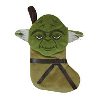 St. Nicholas Square 8-in. Star Wars Yoda Stocking