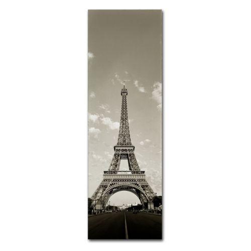 Trademark Fine Art Tour de Eiffel Canvas Wall Art