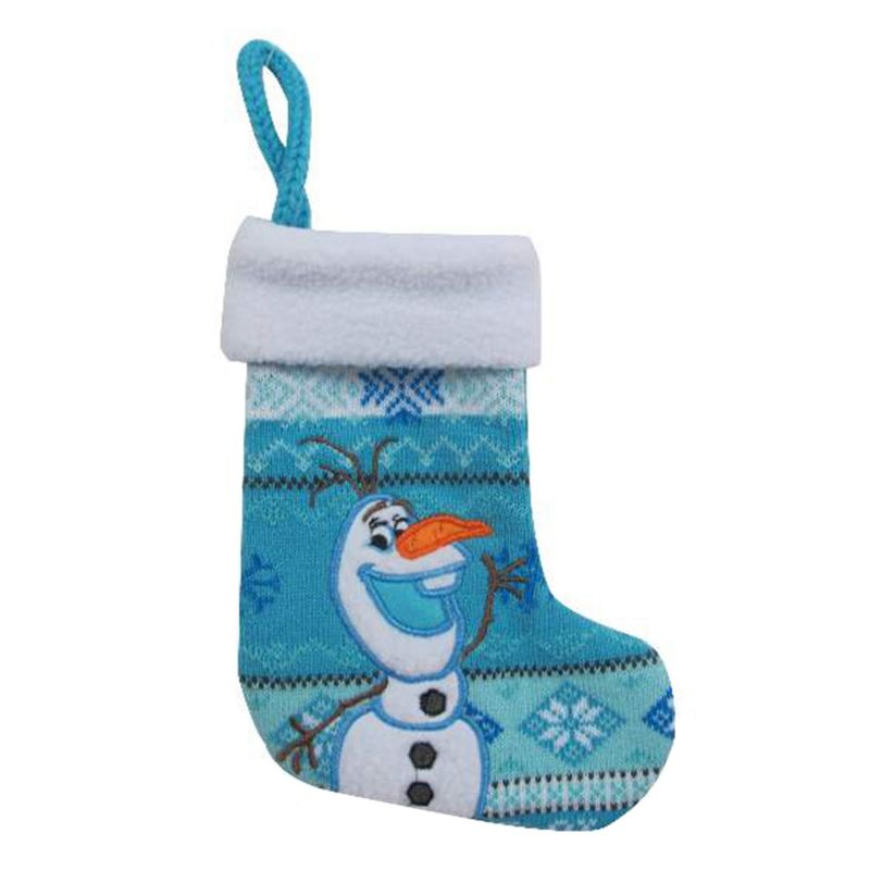 St. Nicholas Square 8-in. Disney's Frozen Olaf Mini Stocking, Multi/None
