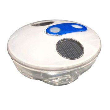 Blue Wave Underwater Floating Solar Pool Light