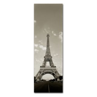 "Trademark Fine Art ""Tour de Eiffel"" Canvas Wall Art"