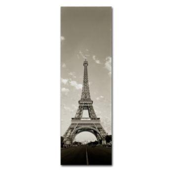 """Trademark Fine Art """"Tour de Eiffel"""" Canvas Wall Art"""