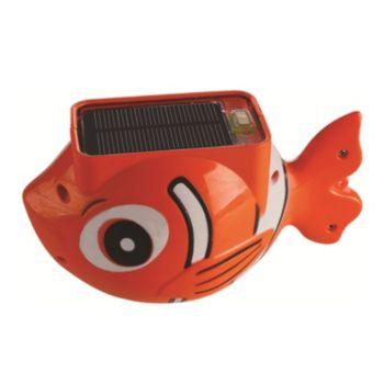 Blue Wave Clownfish Floating Solar Pool Light