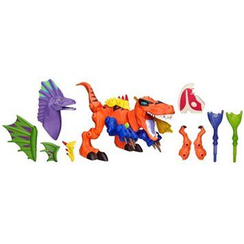 Jurassic World Hero Mashers Tyrannosaurus Rex Figure Set by Hasbro