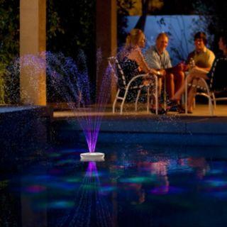 Blue Wave Aquajet Color-Changing Floating Pool Light