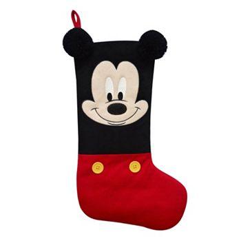 disneys mickey mouse christmas stocking - Mickey Mouse Christmas Stocking